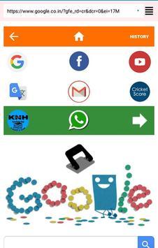 knh browser -indian browser screenshot 3