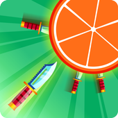 Hit The Fruit - Flip The Knife icon