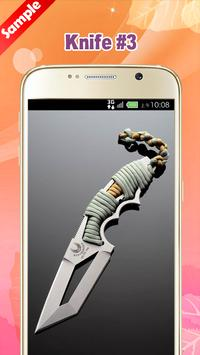 Knife Wallpaper Apk Screenshot