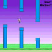 Retro Flapper icon