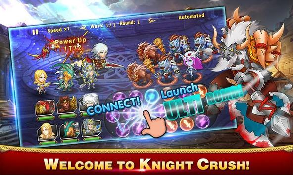 Knight Crush (Grimm VI) poster