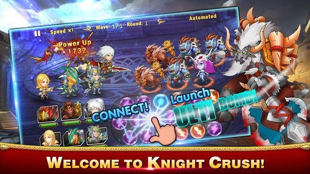 Knight Crush (Grimm VI) apk screenshot