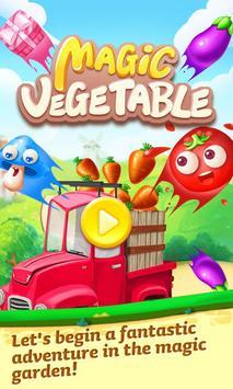 Magic Vegetables poster