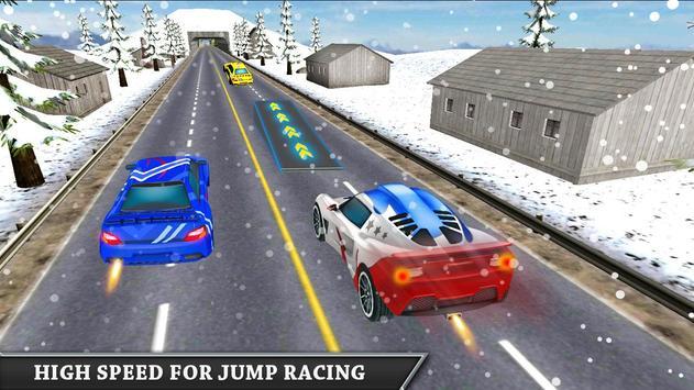 Highway Traffic Car Racing Game screenshot 1