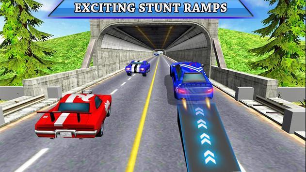 Highway Traffic Car Racing Game screenshot 2