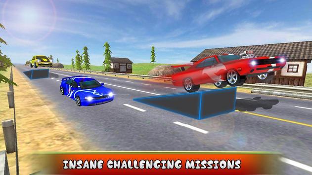 Highway Traffic Car Racing Game screenshot 4