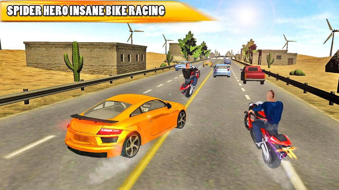 Highway Moto Bike Racing Free For Android Apk Download