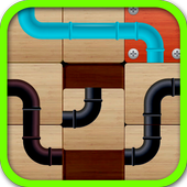 Pipe Connecting Plumber Puzzle icon