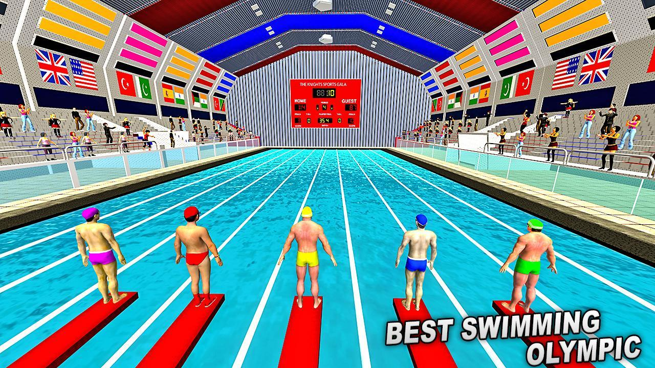 Real Swimming Pool Game 2018 for Android - APK Download
