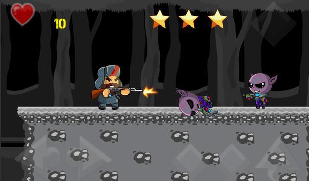 Mihalych Vs Aliens screenshot 2