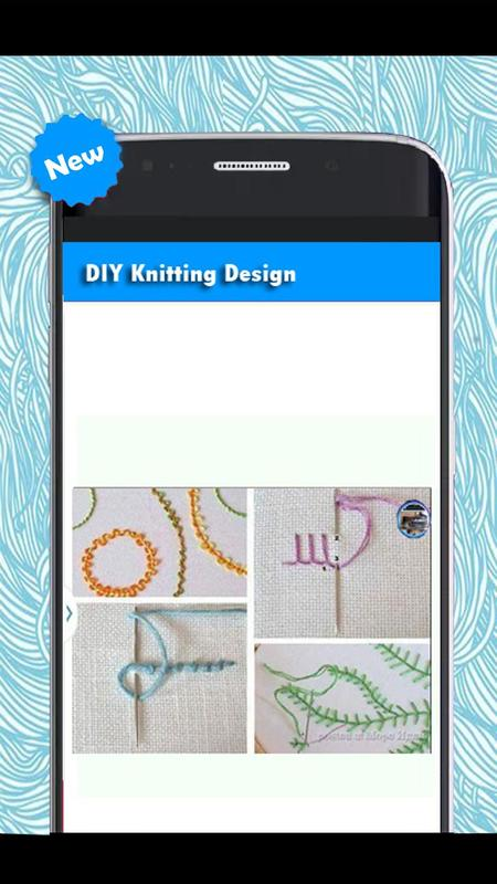 Diy Knitting 1000 Apk Download Free Art Design App For Android