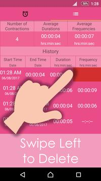 Contraction Timer for Labor screenshot 3