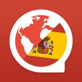 Learn Spanish Phrases - Spanish Phrasebook icon