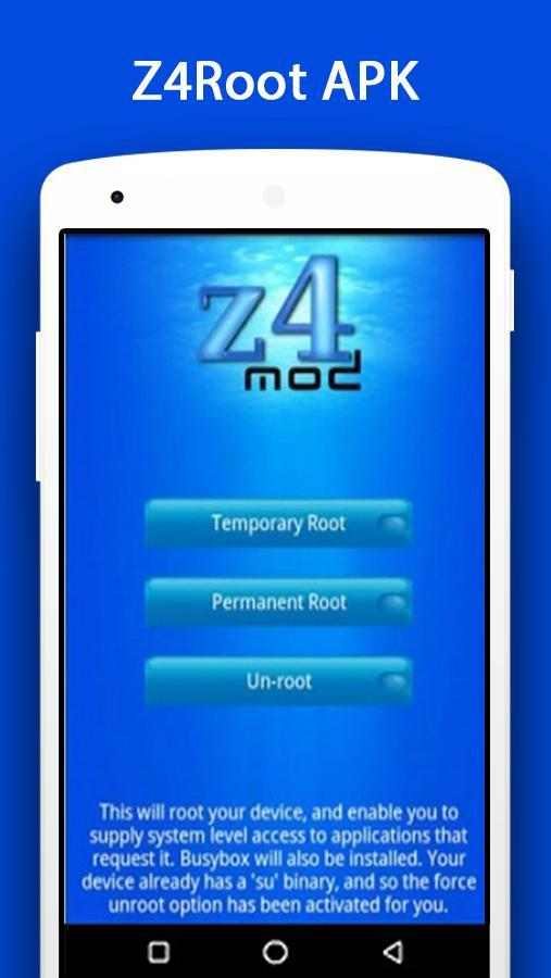Z4Root for Android - APK Download