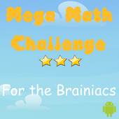 Mega Math Challenge icon