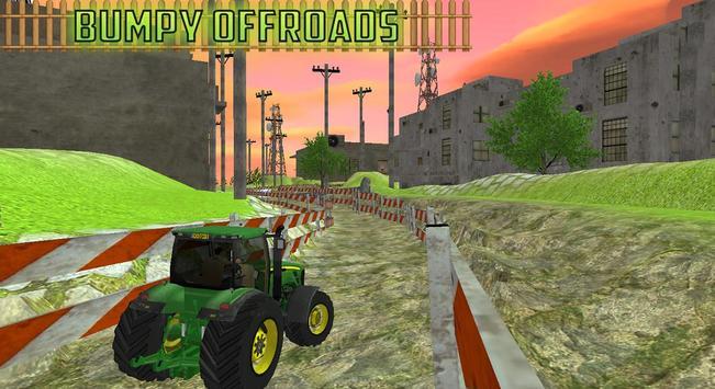 Tractor Valley Simulator 3D apk screenshot