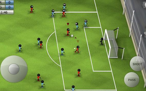 Guide Stickman Football apk screenshot