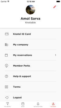 Knotel - Company Workspace screenshot 4