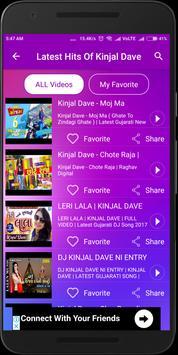 Latest Hits of Kinjal Dave screenshot 3