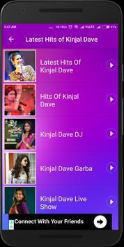Latest Hits of Kinjal Dave screenshot 2