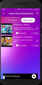Latest Hits of Kinjal Dave screenshot 4