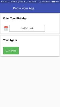 Know Your Age screenshot 2