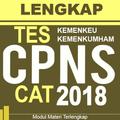 Soal CPNS 2018 - Kemenkeu Kemenkumham