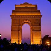 India Tourist Spots icon