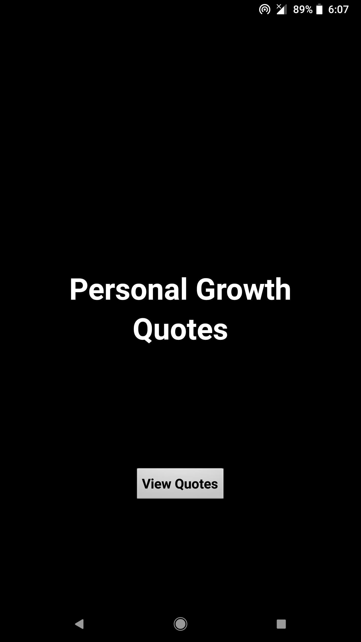 Personal Growth Quotes for Android - APK Download