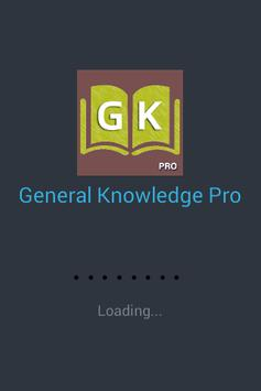 General Knowledge Pro 2015 poster