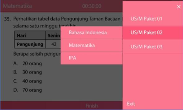 Bocoran Soal UN SD - US/M SD/MI 2018 (Rahasia) screenshot 5