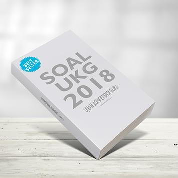 Soal UKG Terbaru 2018 poster