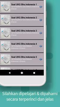Soal UKG Terbaru 2018 screenshot 4