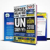 Soal UN SMP 2018 UNBK & UNKP + USBN (Rahasia) icon
