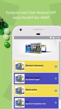 Soal UN SMP 2018 UNBK & UNKP + USBN (Rahasia) screenshot 1