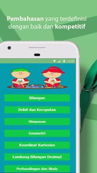 Rumus Matematika SD Pintar Cerdas 2018 screenshot 3