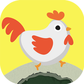 Chicken Stupid Scream icon