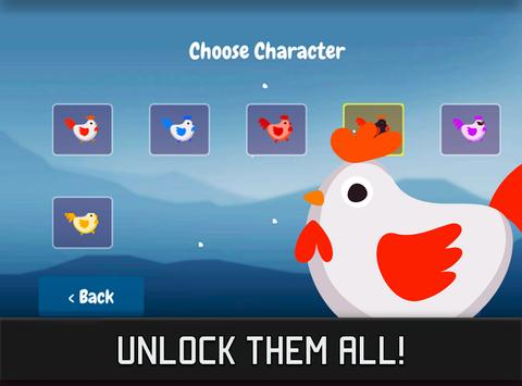 Chicken Stupid Scream apk screenshot