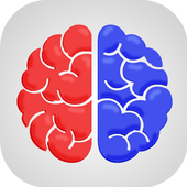 Left Brain vs Right: Brain Training Game icon