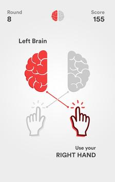 Left Brain vs Right: Brain Training Game poster