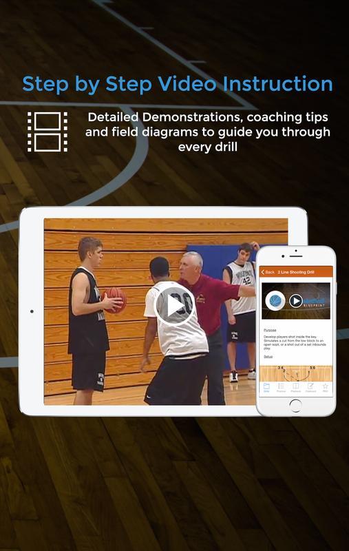 Basketball blueprint descarga apk gratis deportes aplicacin para basketball blueprint captura de pantalla de la apk malvernweather Image collections