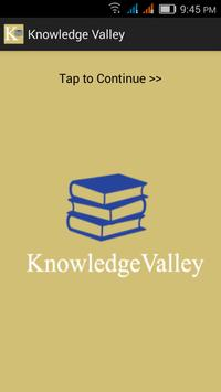 Knowledge Valley poster