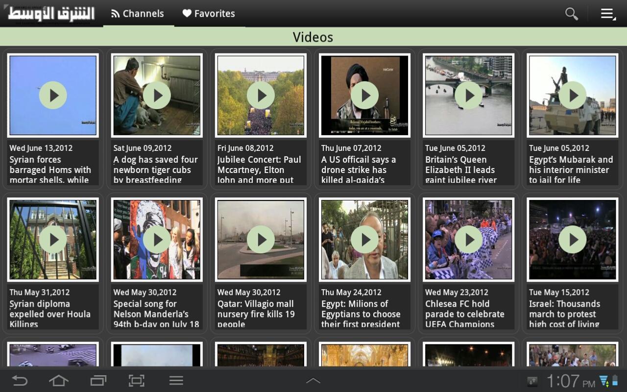 Asharq Al Awsat En Tablet For Android Apk Download Appen är fylld med unika egenskaper. apkpure com