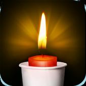 촛불집회 안내도( 촛불 ,촛불의길 ,화장실, 피켓 등) icon