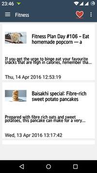 Health Tips screenshot 1