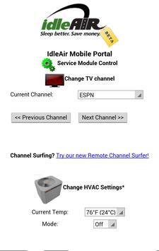 IdleAir apk screenshot