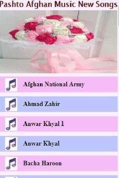 Pashto/Afghan Music & New Songs apk screenshot