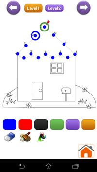 Dots Drawing & Coloring Plus apk screenshot