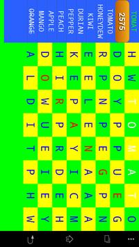 Word Puzzle & Vocab for Kids screenshot 1