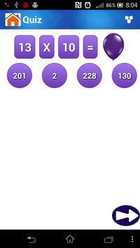 Multiplication Tables for Kids screenshot 4